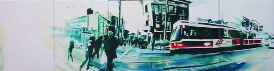 Adam Chapman - Queen Streetcar