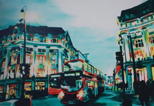 Adam Chapman - Trafalgar Square