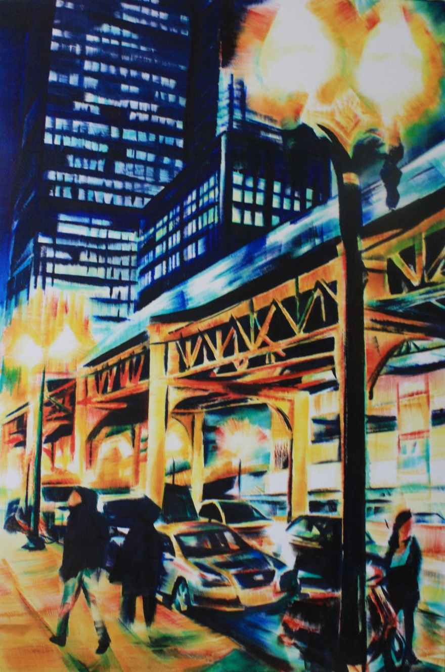 Wabash Avenue - Adam Chapman