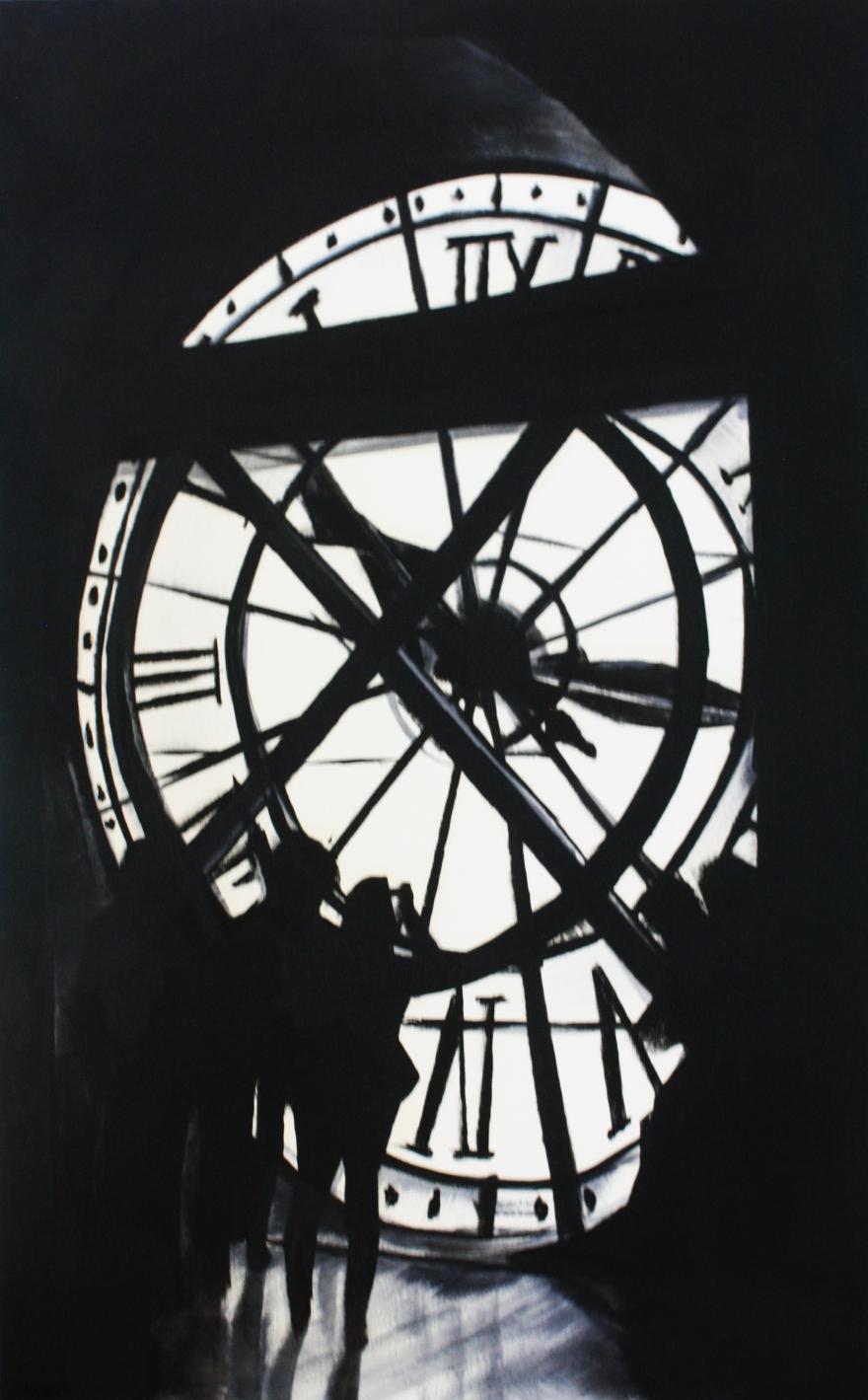 Adam Chapman - Travail d'Horloge
