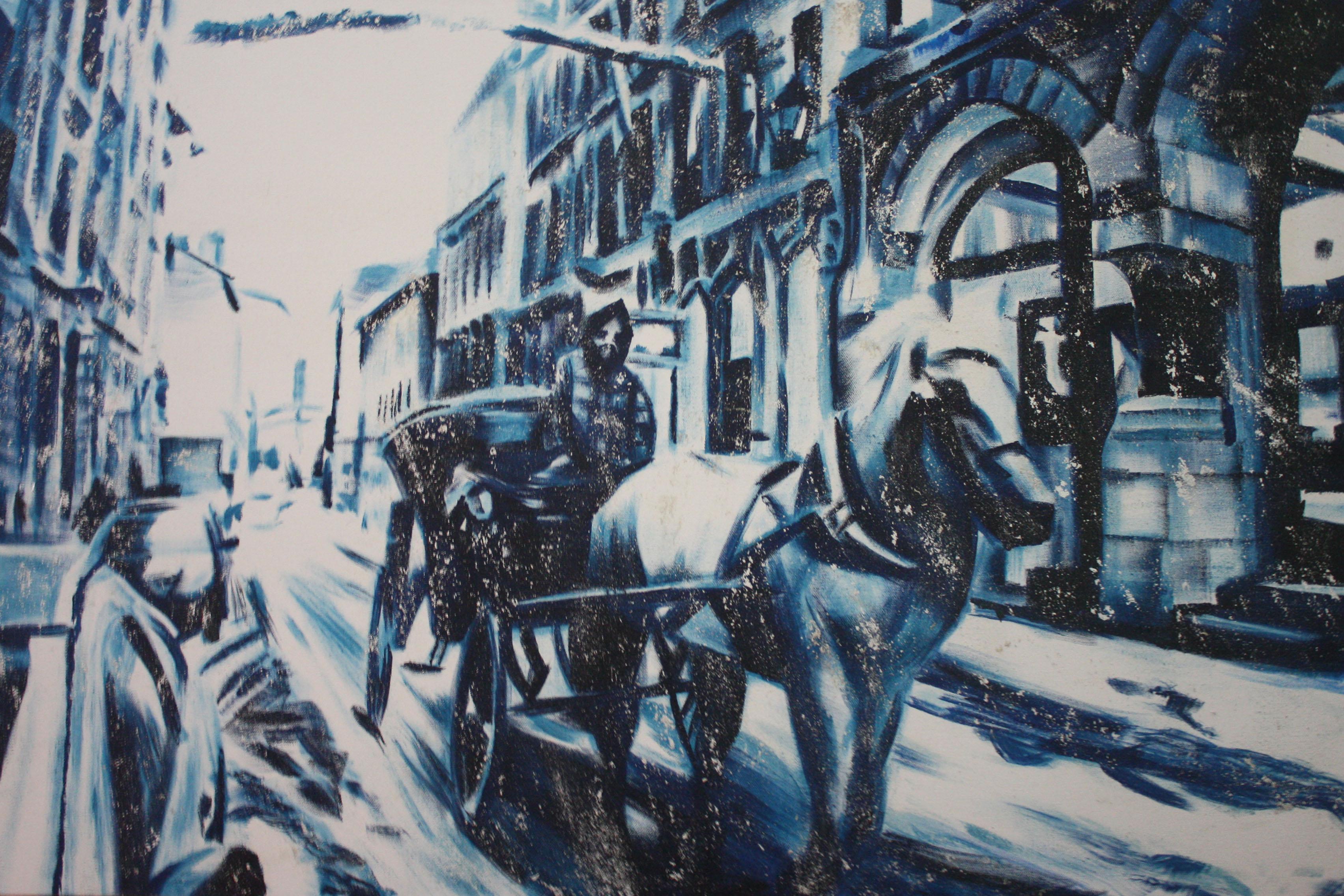 Adam Chapman - Vieux Montreal