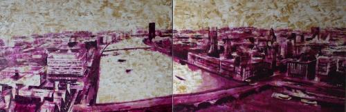 "Adam Chapman ""Thames River"" (2016)"